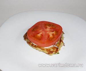 Рецепт вкусных кабачковых оладьев