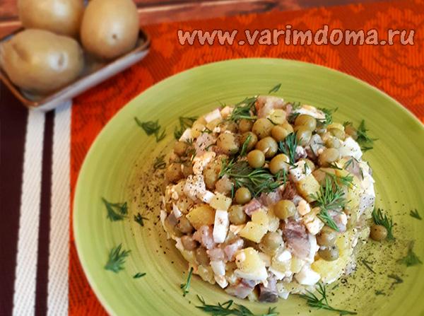 Картофельный-салат-с-сельдью-2